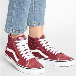 Brand New Vans Sk8-Hi Sneakers